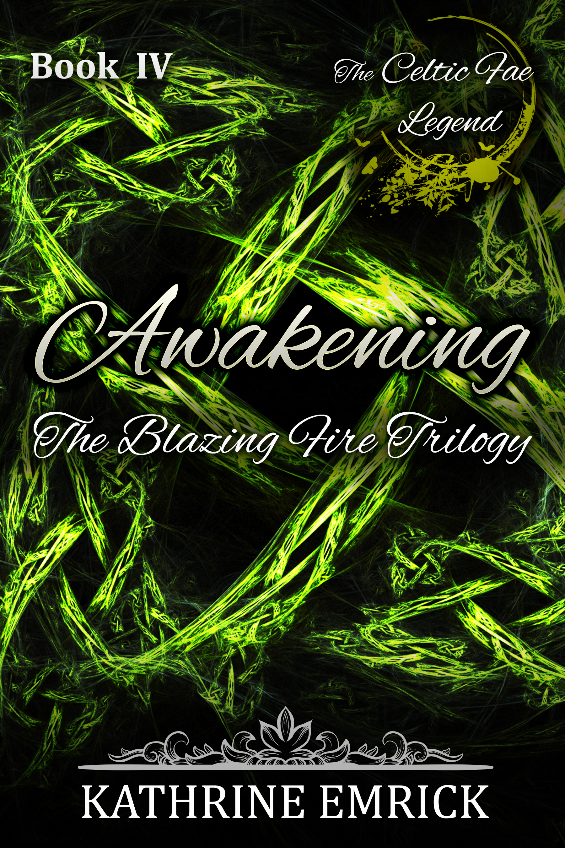 Blazing Fire Trilogy – Awakening