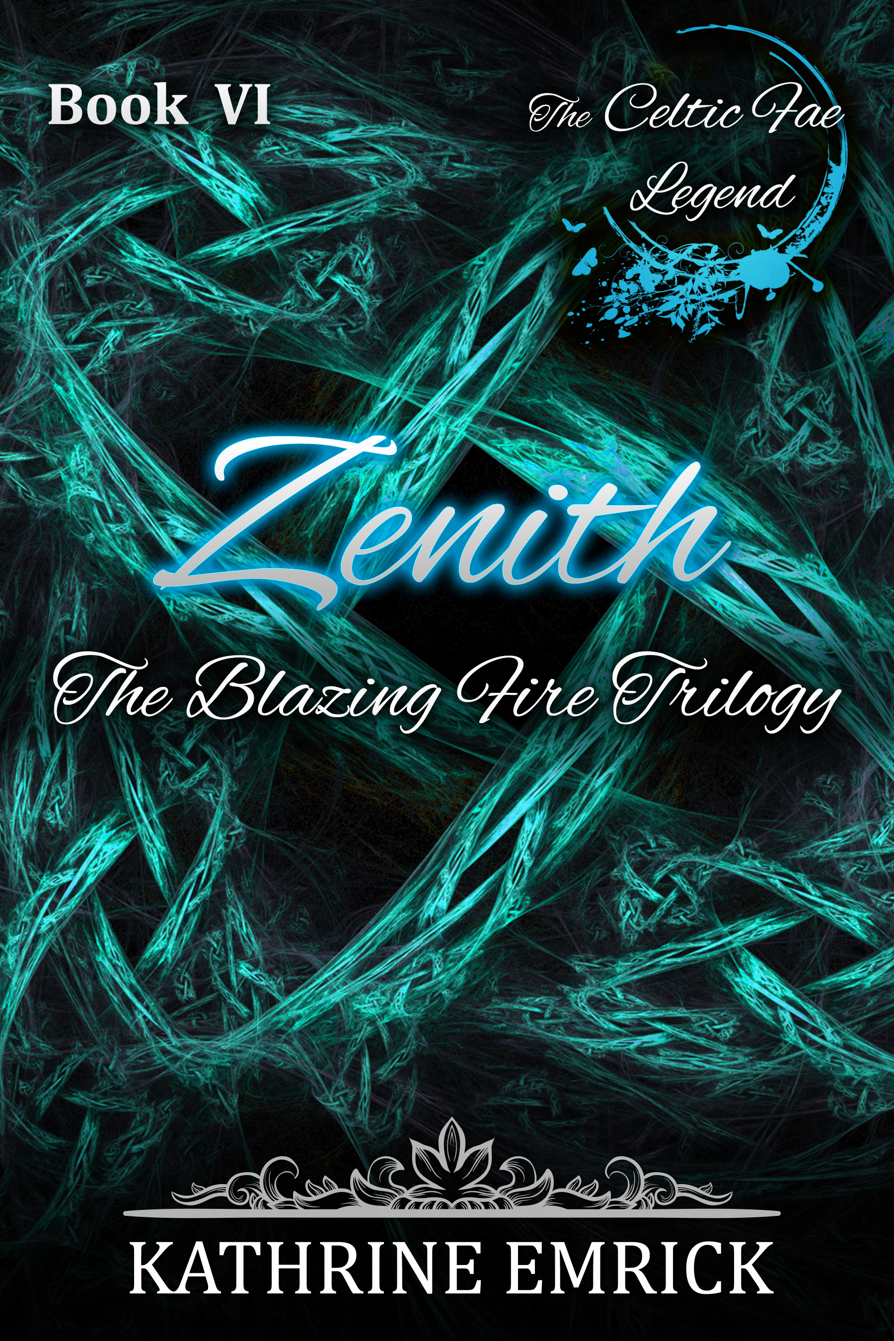 Blazing Fire Trilogy – Zenith
