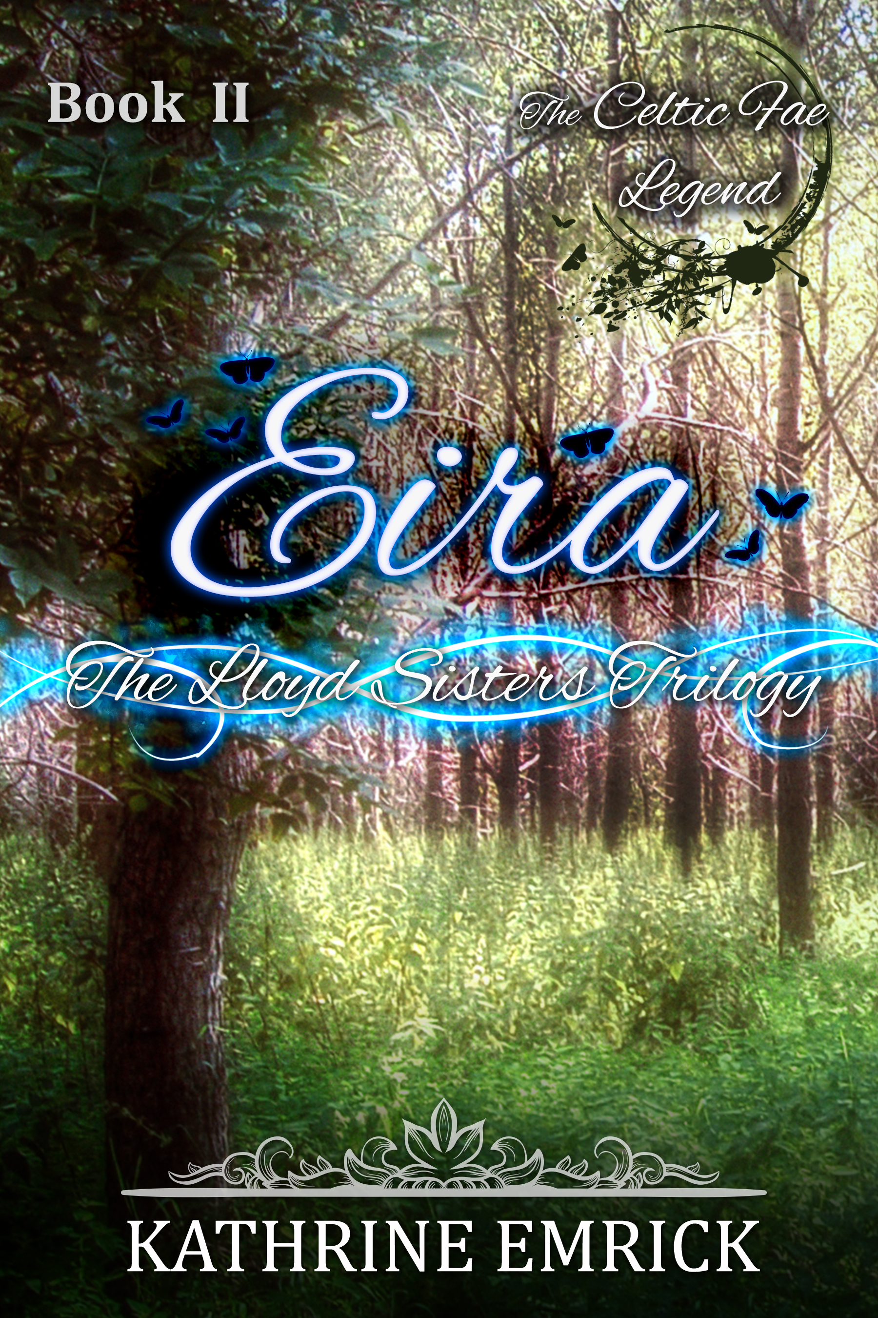 Lloyd Sisters Trilogy – Eira