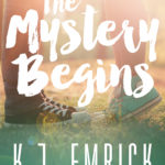 NEW SERIES – A Connor and Lilly Mystery