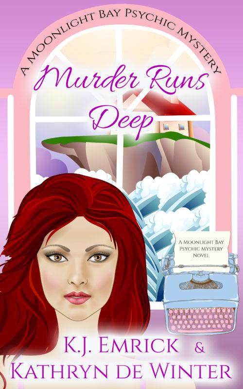 Murder Runs Deep (A Moonlight Bay Psychic Mystery Book 7)
