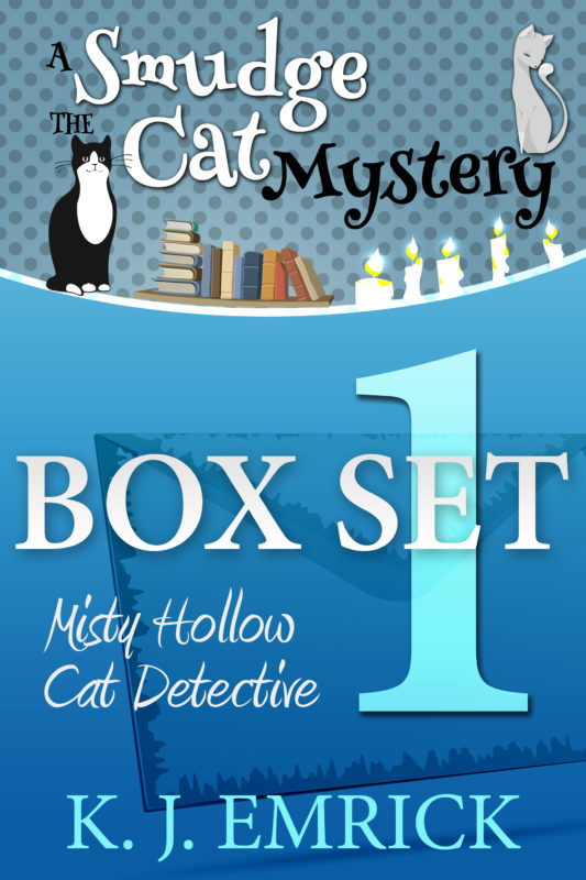 Misty Hollow Cat Detective (Darcy Sweet Mystery) (A Smudge the Cat Mystery Book 1)