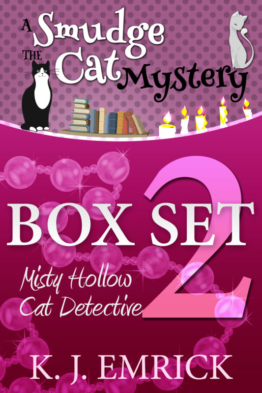 Smudge the Misty Hollow Cat Detective (Darcy Sweet Mystery) (A Smudge the Cat Mystery Book 2)